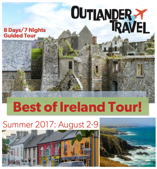 Join Outlander Travel in Ireland!